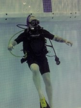 Mark with great buoyancy control!